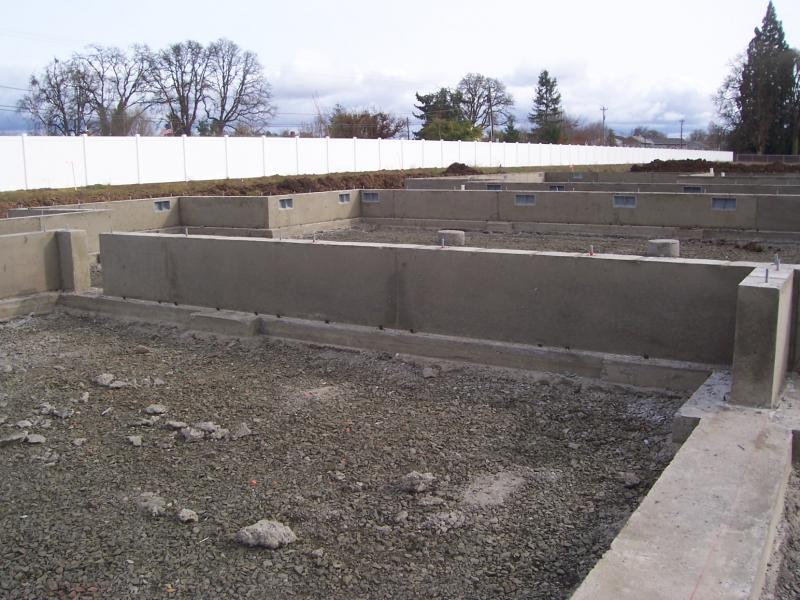 premier concrete foundation eugene oregon hdo panels smooth face panel look
